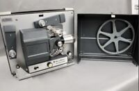 Vintage Bell and Howell Autoload Movie Projector