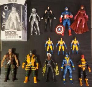 Marvel Legends Fodder Lot
