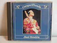 CD ALBUM JIMI HENDRIX Compact parade 047 007