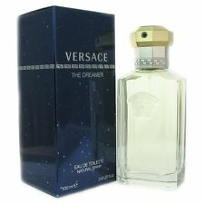 Versace The Dreamer Men 3.4 oz 100 ml Eau De Toilette Spray Nib Sealed