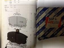 FIAT CROMA LANCIA THEMA DAL 1985 SERIE PASTIGLIE FRENI ANTERIORI WVA 21185
