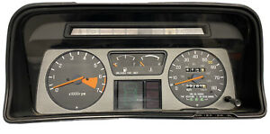 1980 1981 80 81 Honda Accord Gauge Cluster