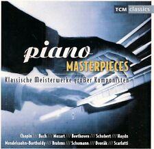 Jörg Demus Piano masterpieces (2004, TCM/BMG, CD2: Paul Badura-Skoda) [2 CD]