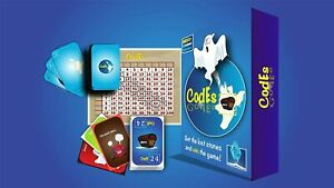 CODES EDUCATIONAL MULTIPLICATION GAME-BRAND NEW TO MARKET!!!!