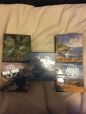 200$ for 200$ canada 2oz silver all 5 Forest, Water, Mountains, Prairies + Artic