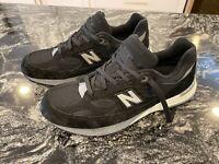 New Balance M992BL Made in USA Size 10.5 Black New, Unworn