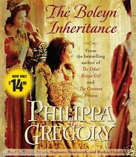 NEW! The Boleyn Inheritance by Philippa Gregory [Audiobook]