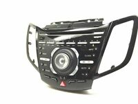 Ford Fiesta Radio Stereo Lettore CD Testa Unità + Console Orlo E1BT-18C815-GK