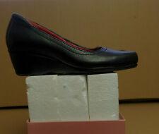 "Aetrex ""Michelle Black leather pump"" EW40WW07 Women's size 7"