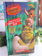 Shrek the Third DVD 2007 Full Screen Version Factory Sealed w/ Collectible Book
