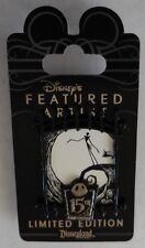 Disney Pin DLR NBC 15th Anniversary Jack Skellington & Zero Pin Le1500