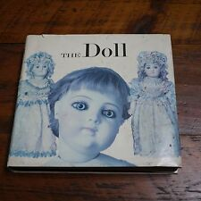 1972 THE DOLL Carl Fox + Photos by H. Landshoff + Published by Abrams LARGE BOOK