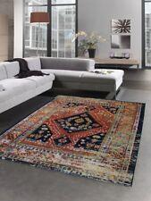 Klassiek tapijt oosters tapijt woonkamer tapijt zwart rood