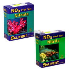 SALIFERT TEST KIT SET MARINE REEF SALTWATER CORAL AQUARIUM FISH TANK NO2 NO3