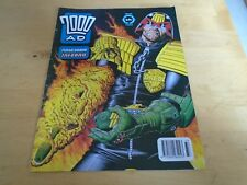 2000 AD COMIC 14TH AUGUST 1993