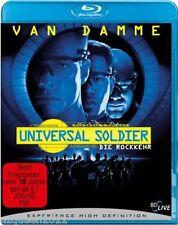 Universal Soldier - Die Rückkehr [Blu-ray] Van Damme, White, Goldberg*NEU & OVP*
