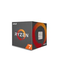 AMD Ryzen 7 2700X (8x 3,7GHz) 20MB Sockel AM4 CPU Boxed (Wraith Prism Kühler)