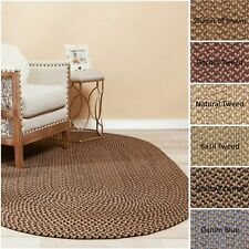 Indoor/Outdoor Washable Braided Rug | Made in the USA | Reversible