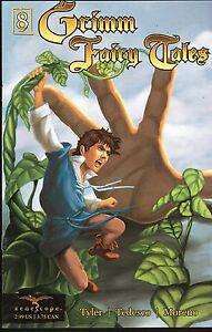 Grimm Fairy Tales No.8 / 2006 Zenescope Entertainment