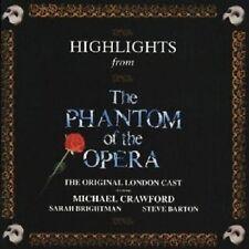MUSICAL - THE PHANTOM OF THE OPERA (QS) CD NEW+