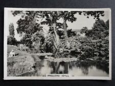 No.38 WALTHAM ABBEY AN ANGLERS' IDYLL RP Our Countryside, S/S-Pattreiouex 1938