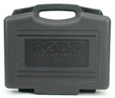 Rode Nt5 Case & Instruction Guide - No Microphone Included - Case & Guide Only