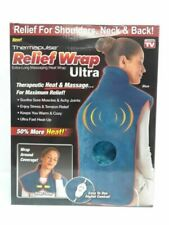 Thermapulse Relief Vibrating Massage Wrap - Blue