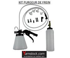 KIT PURGEUR PURGE DE FREIN AUTONOME PNEUMATIQUE Remplissage 750ml