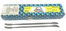 10 Grobet Swiss Vallorbe Präzisions Riffelfeilen L=170 SH-0 Nr.12865 Neu H16231