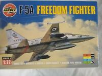 Airfix 1:72 F.5A Freedom Fighter still in box kit is in bag