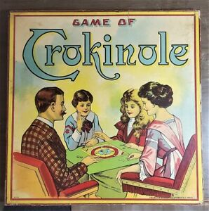 Game Of Crokinole New Pictures Large Game Ages 21+