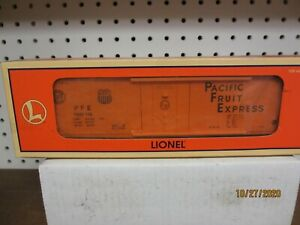 Lionel 17314 Pacific Fruit Express Reefer New