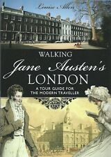 Walking Jane Austen's London by Louise Allen *IN STOCK IN MELBOURNE - NEW*