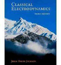 Classical Electrodynamics by John David Jackson (Hardback, 1998)