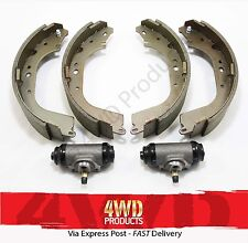 Brake Shoe & Wheel Cylinder SET - Toyota Landcruiser FJ75 HJ75 HZJ75 (84-92)