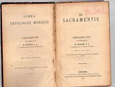 de sacramentis scholarum usui accomodavit h.holdin S.J.