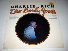 SEALED Charlie Rich THE EARLY YEARS Sun