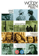 Woody Allen - Annie Hall / Manhattan / Hannah And Her Sisters / Everything.