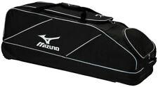 Mizuno Classic Wheel Bag (360235) Black