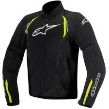 ALPINESTARS AIR BLACK/FLURO ROAD JACKET SIZE SMALL