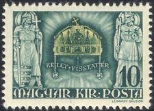 Hungary 1940 Crown of St Stephen/Kings/Royalty/History/Politics 1v (n45349)