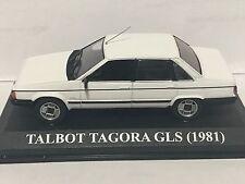 TALBOT TAGORA GLS 1981 NUESTROS QUERIDOS COCHES AÑOS 80 ALTAYA IXO 1/43
