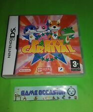 PARTY CARNIVAL NINTENDO DS PAL COMPLETE