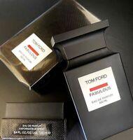 Tom Ford Fabulous Eau De Parfum 3.4 Oz 100 ml  New In Box Sealed