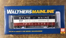 Walthers Mainline HO 910-2814 50' PCF Insulated Boxcar Bangor & Aroostook 6493