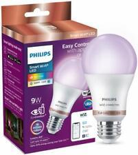 Philips Smart Wi-Fi LED Bulb E27 9-Watt Wiz Connected