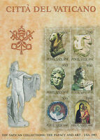 VATICANO VATICAN 1983 MNH SC.719 The Vatican Collections:the Papacy and Art
