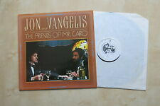 JON and VANGELIS The Friends Of Mr Cairo UK orig vinyl LP Polydor 1981 Mint