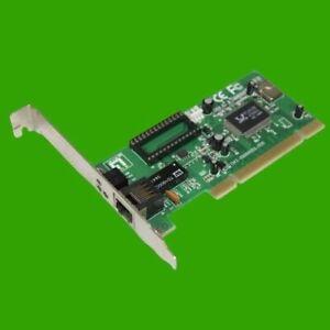 Netzwerkkarte FNC 0107TX PCI 10/100 Gbit Level One  RJ 45 LAN Adapter