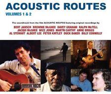 Jansch Bert & Friends, Bert Jansch & Friends - Acoustic Routes [New CD] UK - Imp